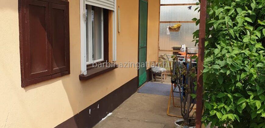 50m2-es családi ház eladó Táborfalván