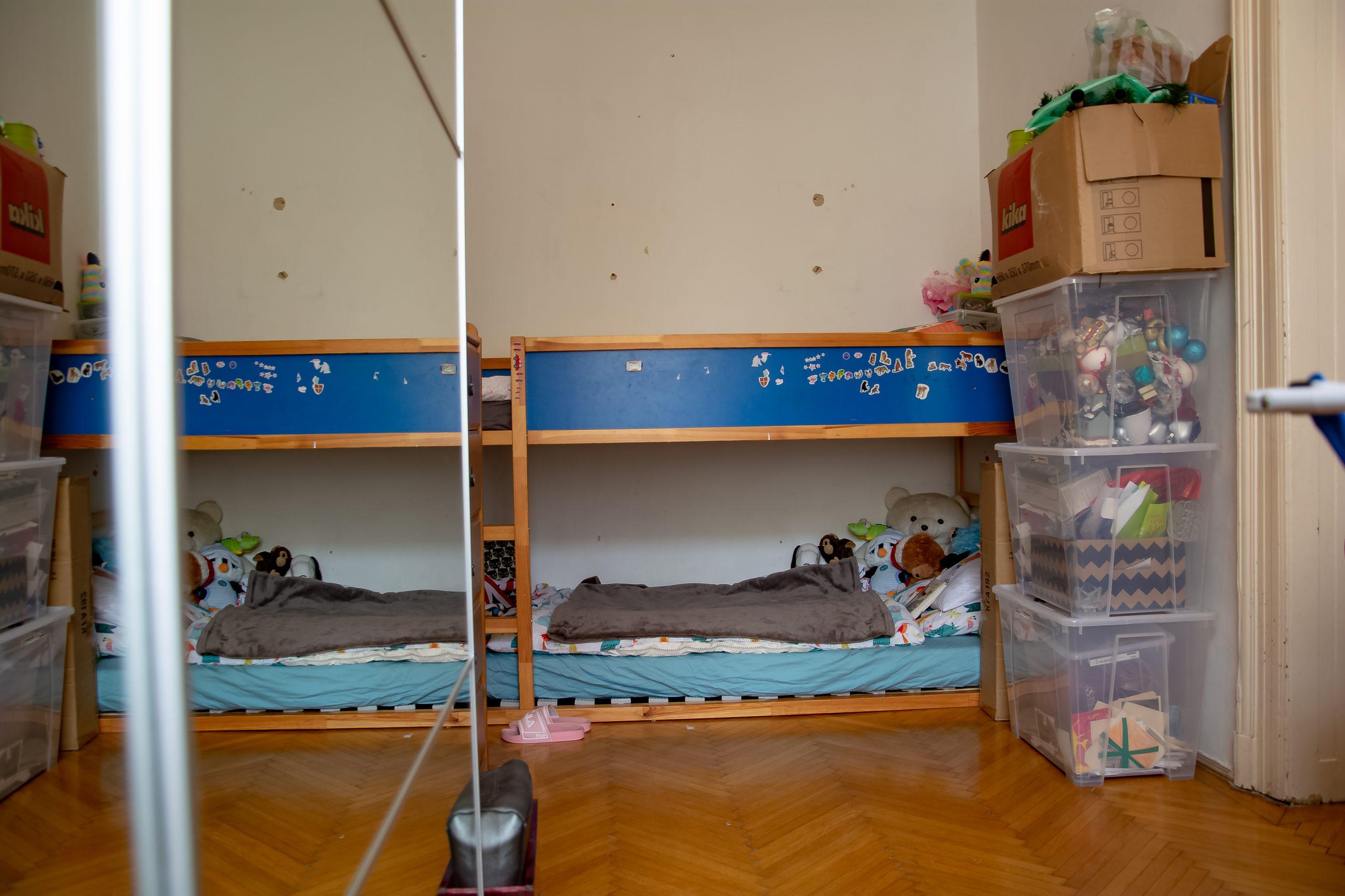 Budapest VI. kerületében 3. emeleti lakás eladó